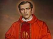 Poświęcenie figury błogosławionego ks. Jerzego Popiełuszki