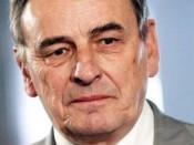 Zbigniew Romaszewski przebywa w szpitalu. Jego stan jest bardzo ciężki.
