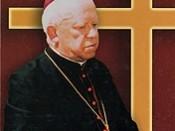 """Konferencja """"Arcybiskup Ignacy Tokarczuk – Honorowy Obywatel Miasta Jasła""""."""