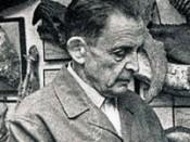 """Wystawa """"Stanisław Kadyi – Lekarz – Kolekcjoner – Paleontolog""""."""